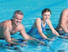 L'aquabiking : un sport accessible à tous